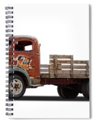 Ford Classic 7 Up Truck Spiral Notebook