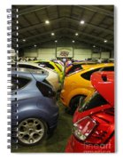 Ford Colours Spiral Notebook