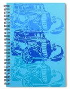 Ford Coupe 34 Spiral Notebook