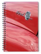 Ford F-100 Spiral Notebook