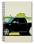 Ford F-150 Spiral Notebook