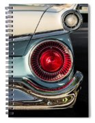 Ford Fairlane 500 Spiral Notebook