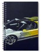 Ford Gt Concept Spiral Notebook