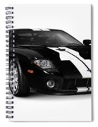 Ford Gt Supercar Spiral Notebook