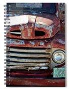 Ford In Goodland Spiral Notebook