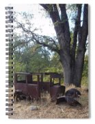 Ford Model A  Spiral Notebook