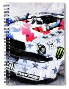 Ford Mustang Hoonicorn - 04 Spiral Notebook