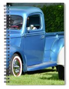 Ford Pickups Spiral Notebook