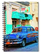 Ford Power Spiral Notebook