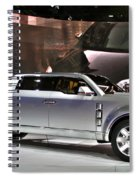 Ford Super Chief Concept  Spiral Notebook