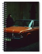 Ford Taunus 20m Rs Coupe Spiral Notebook