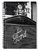 Ford Truck Spiral Notebook