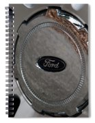 Ford Trucking Spiral Notebook