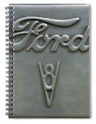Ford 23 Spiral Notebook