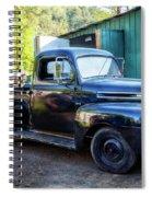 Fords Spiral Notebook