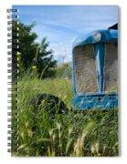 Fordson Deisel Spiral Notebook