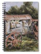 Fordson Model F Spiral Notebook