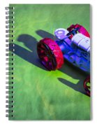 Fordson Tractor Toy 1 Spiral Notebook