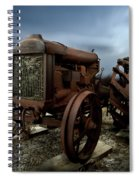 Fordson Tractor Spiral Notebook