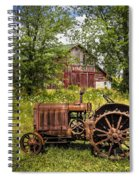 Forefathers Spiral Notebook