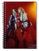 Foreigner 12 Spiral Notebook