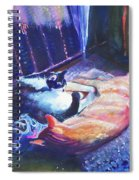 Forrest And Gus Spiral Notebook