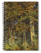 Forest Clearing Spiral Notebook