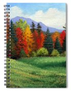 Forest Edge Spiral Notebook