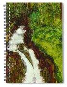 Forest Fall Spiral Notebook