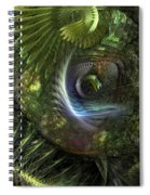 Forest Floor Fantasy Spiral Notebook
