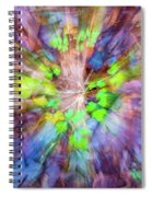 Forest Floor Fantasy Spiral Notebook