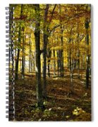 Forest Floor One Spiral Notebook