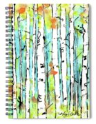 Forest For The Trees 2 Spiral Notebook