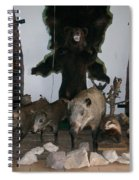 Forest Friendship Spiral Notebook