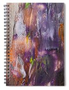 Forest Ghost Spiral Notebook