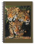 Forest Jewels Spiral Notebook