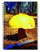 Forest Life Spiral Notebook