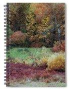 Forest Magic Spiral Notebook