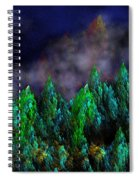 Forest Primeval Spiral Notebook