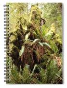Forest Revival Spiral Notebook