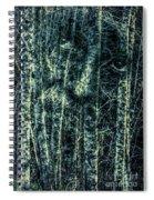Forest Spirit Spiral Notebook