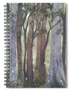 Forest Spring Spiral Notebook