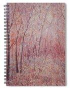 Forest Stillness. Spiral Notebook