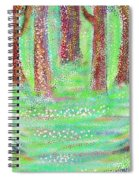 Forest View Spiral Notebook