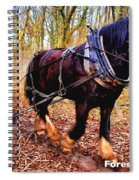 Forestry Horse Tote Bag For Sale By Lanjee Chee