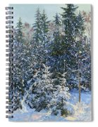 Forest's Fairy-tale. Spiral Notebook