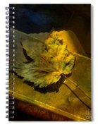Forever Autumn Spiral Notebook