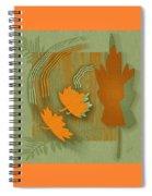 Forever Leaves Spiral Notebook