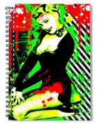 Forever Pinup IIi Spiral Notebook