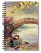 Forever Yours Spiral Notebook